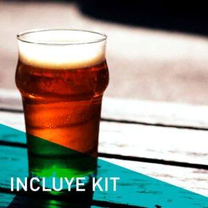 Máster en Cerveza con kit de Cerveza Artesanal