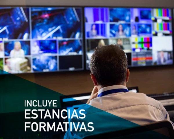 Estudia online el Máster en Producción de Televisión