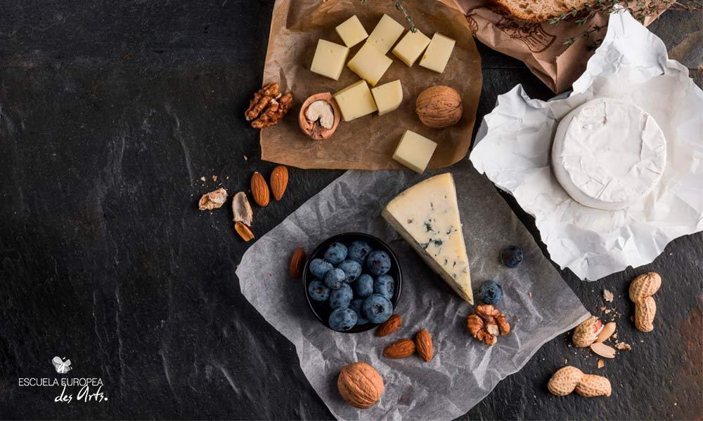 Las claves para una cata de quesos en casa