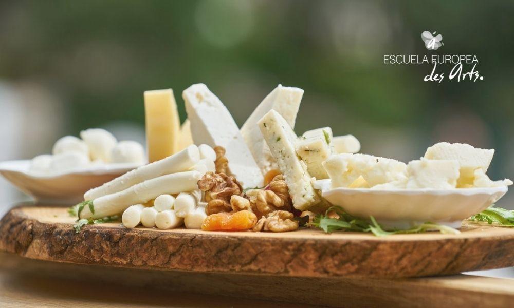 Descubre las clases de quesos que hay hoy en día en el mercado