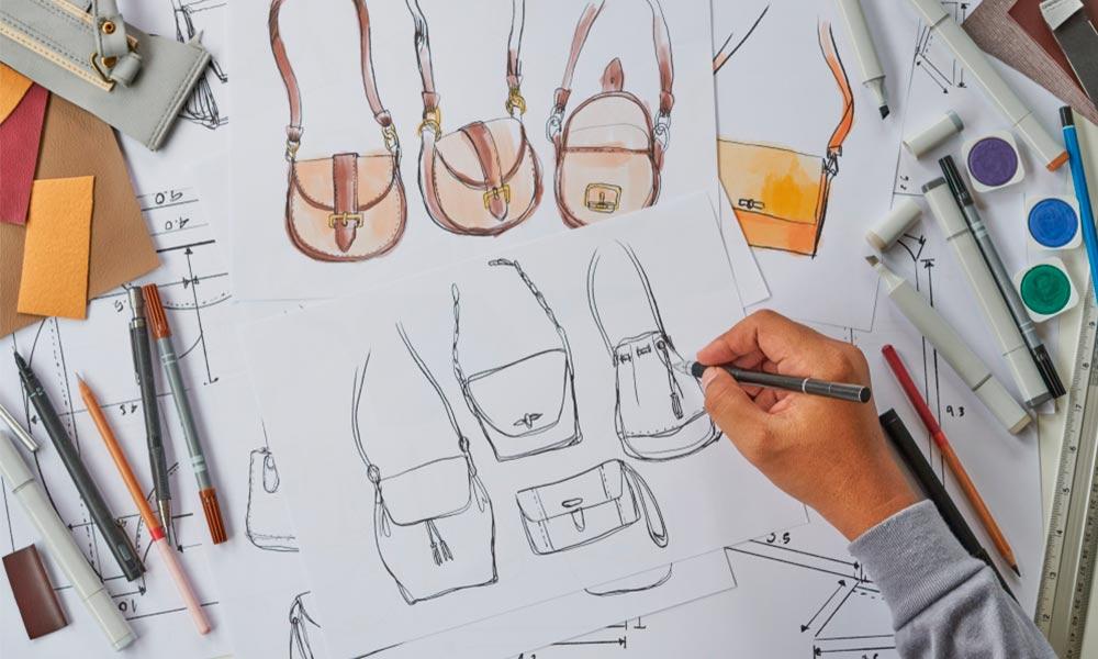 Aprender a diseñar bolsos y otros complementos con el Máster en Diseño de Zapatos, Bolsos y Piel