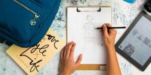Fórmate con este curso de diseño de moda
