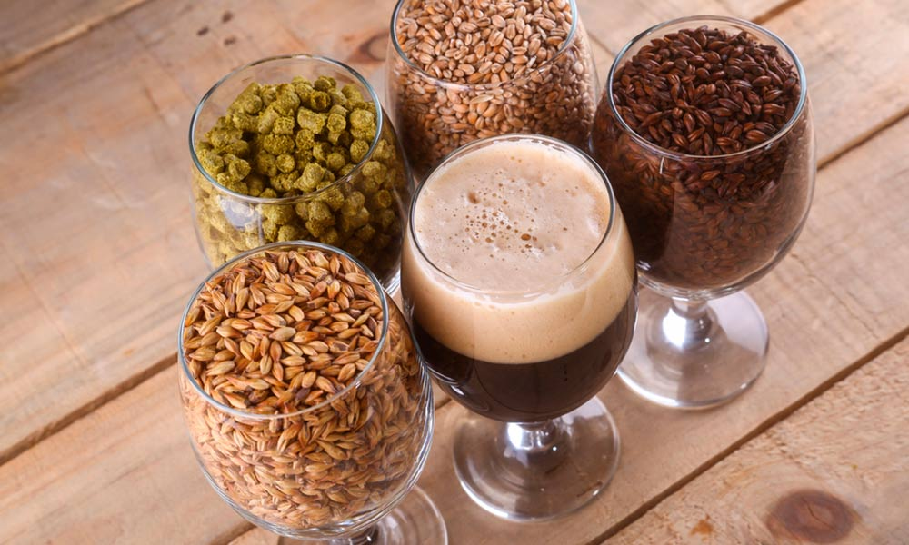 En la degustación de cervezas debemos analizar el sabor y el aspecto de la cerveza.