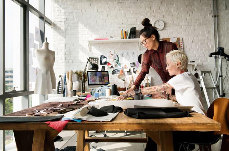 5 Profesiones más soñadas en Diseño de Moda