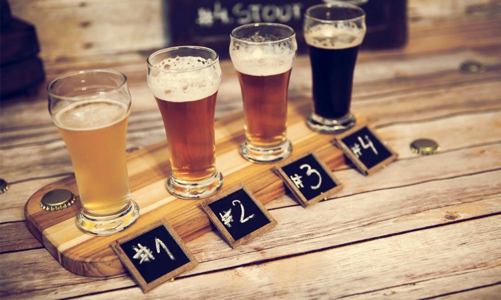 Prepara la estancia para llevar a cabo la experiencia cata de cervezas
