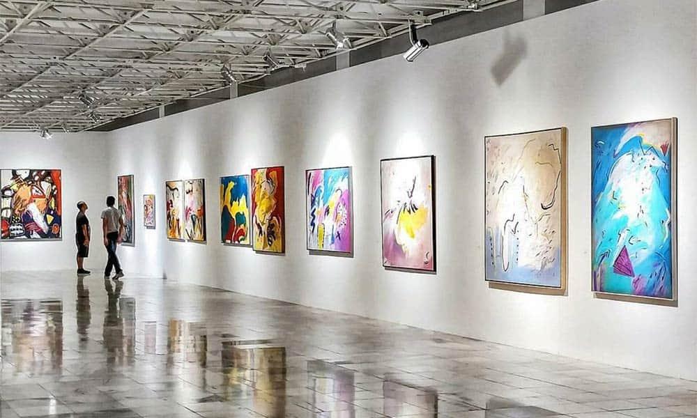 Descubre cómo funcionan las galerías de arte