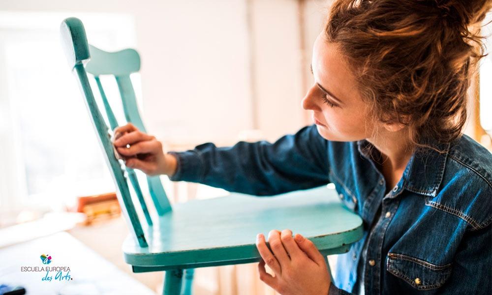 Paso a paso: muebles antiguos para restaurar