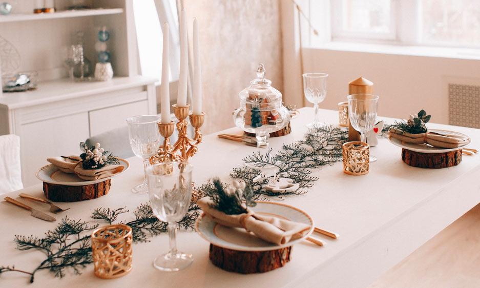 Traslada la Naturaleza a casa por Navidad