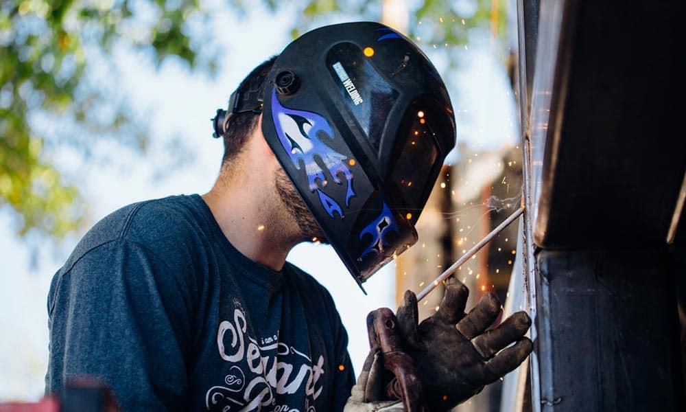 Soldadura eléctrica: qué es y cómo puedes trabajarla