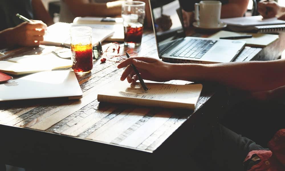 Qué te ofrece un taller de escritura