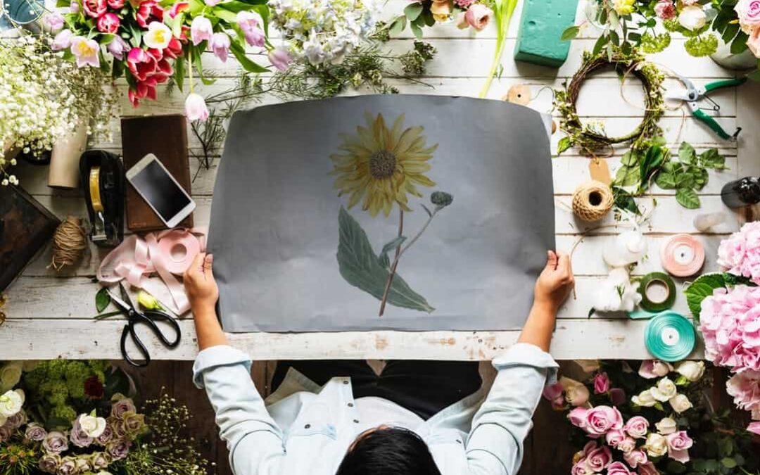 Diseño y arte floral, una profesión en auge