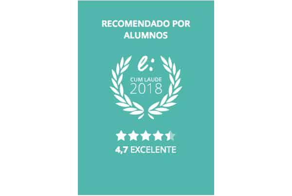 Escuela Des Arts obtiene el Sello Cum Laude 2018